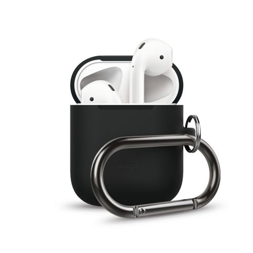 ELAGO Airpods Hang Case with Silicone Case
