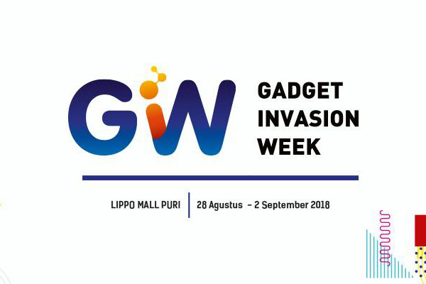 Gadget Invasion Week 2018